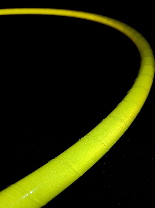 Citron Reflective Taped Hoop