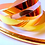 Thumbnail: UV Orange Superfly Color Shifting Taped Hoop