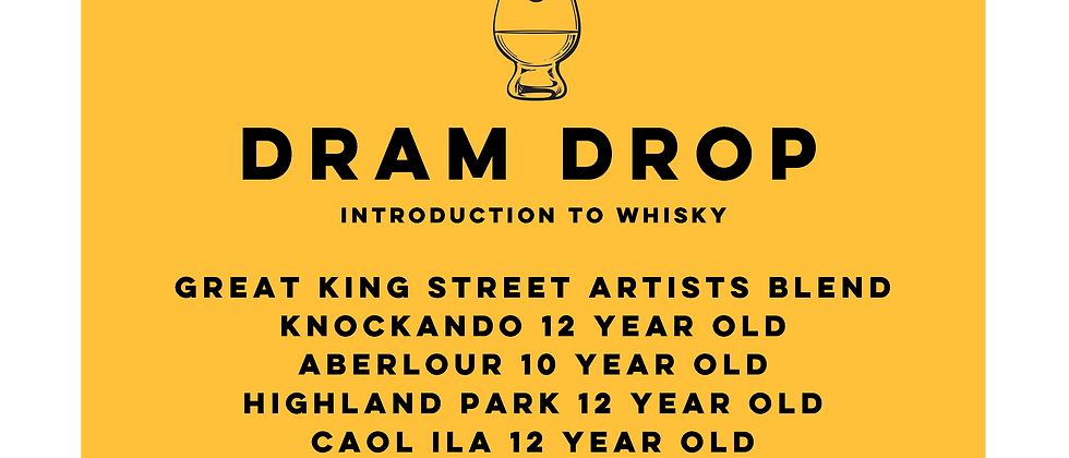 Introduction to Whisky - 250ml