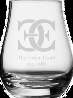 Ensign Ewart Whisky Glass