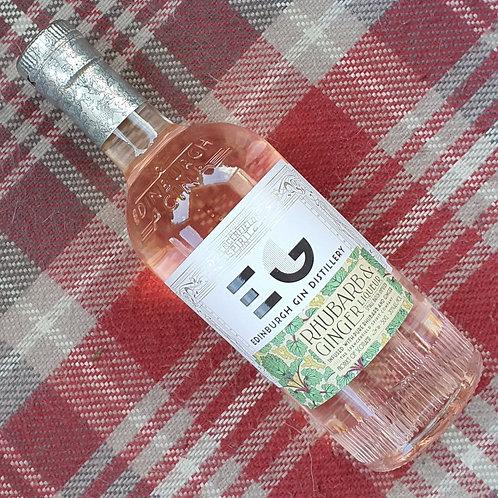 Edinburgh Gin Rhubarb & Ginger Liqueur, 50cl