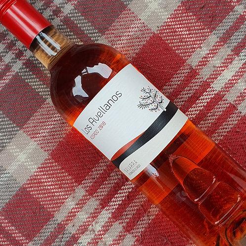 Los Avelannos Dry Rosé, Spain, 75cl