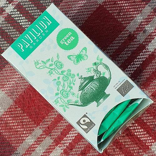 Pavilion Garden Green Tea x 20 Bags