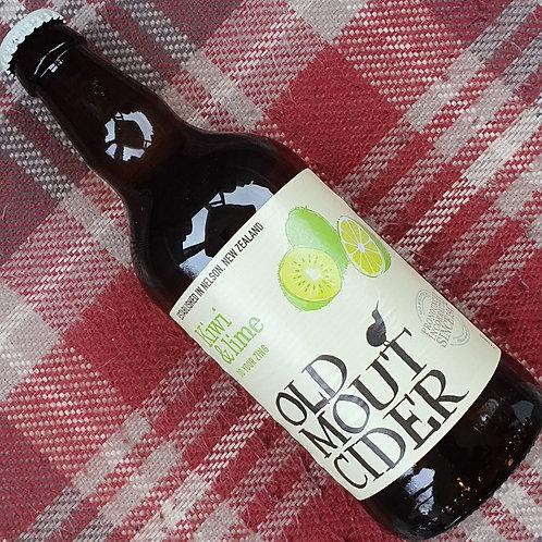 Old Mout Kiwi & Lime Cider, 500ml
