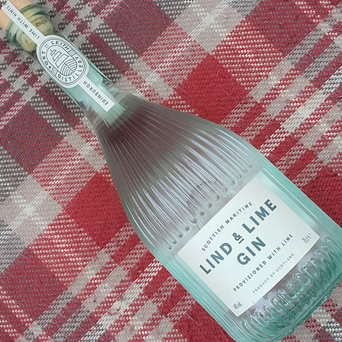 Lind & Lime Scottish Gin, 70cl