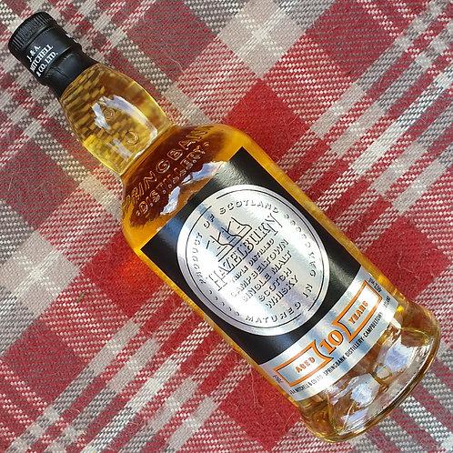 Hazelburn 10 Year Old Single Malt Whisky, 70cl