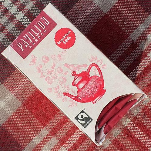 Pavilion Garden Breakfast Tea x 20 Bags