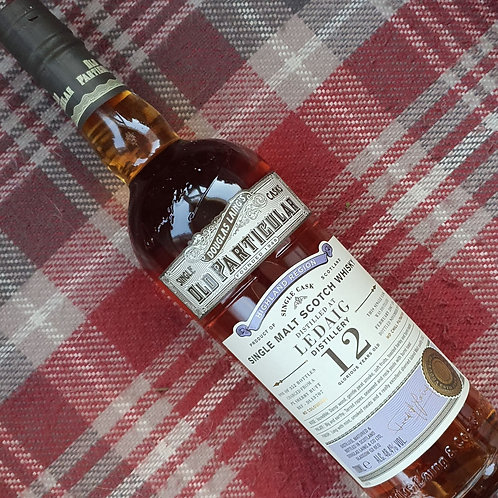 Ledaig 12 Year Old (Old Particular), 70cl