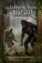 The Essential Guide to Bigfoot -  Front