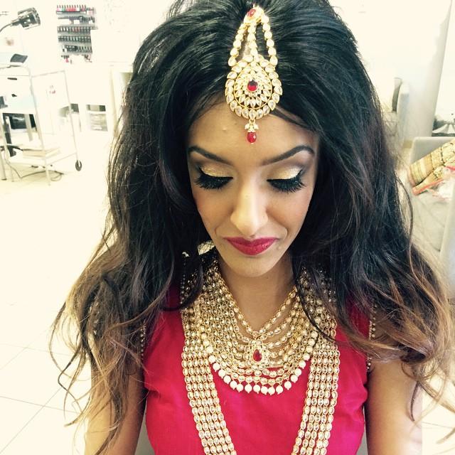 My one #BTC for this beauty  #hairandmak