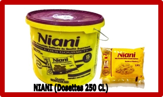 NIANI (DOSSETES 250 CL)