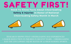 Safety First Infographic