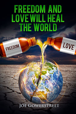 Freedom and love will heal the world Fr