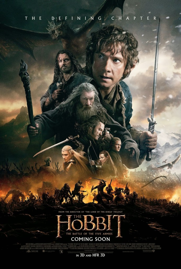 HOBBIT 3 by Peter Jackson