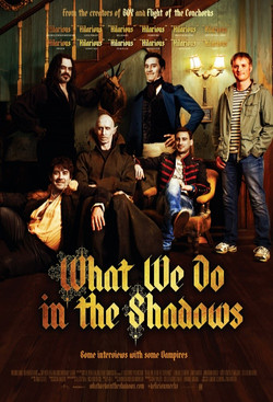 WHAT WE DO IN T HE SHADOWS by Taika