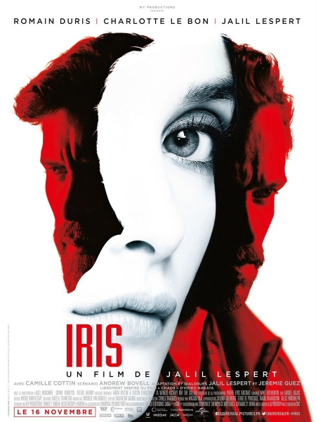 IRIS by Jalil Lesper