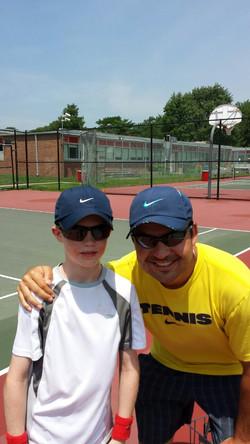 Cornel and Andrew