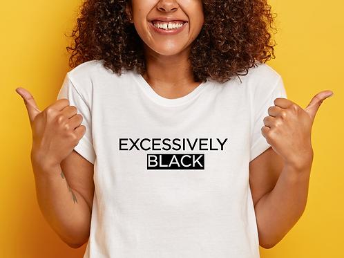 Excessively Black