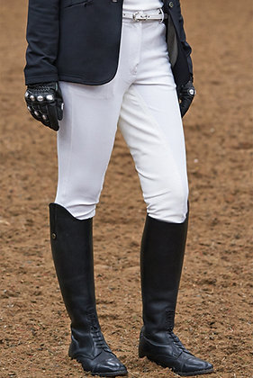 B021- Ladies Full Seat Clarino Breeches
