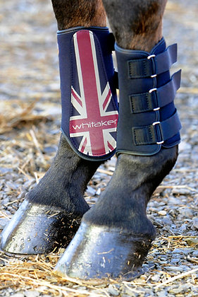 JW51UJ - Union Jack Brushing Boots