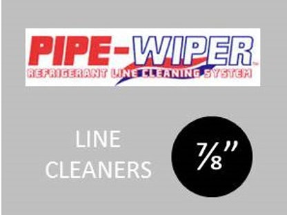 "7/8"" Pipe Wipers"