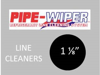 "1 1/8"" Pipe Wipers"