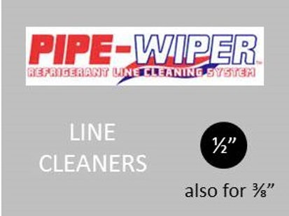 "1/2"" Pipe Wipers (also for 3/8"")"
