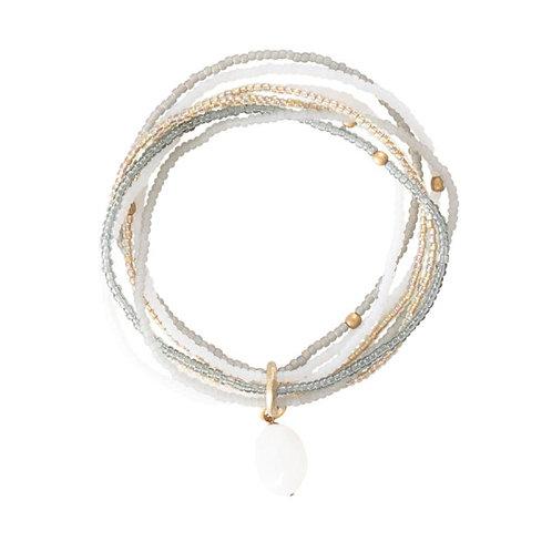 Nirmala Mondstein Gold Armband