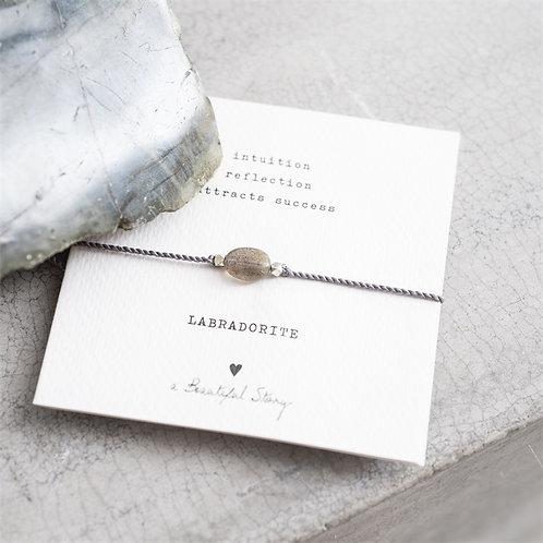 Gemstonecard Labradorite