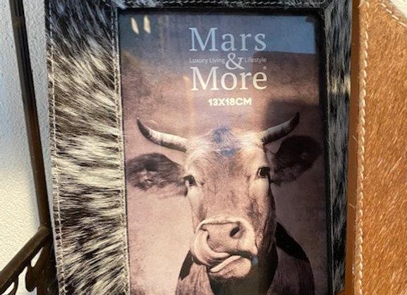 Bilderrahmen schwarz von Mars&More