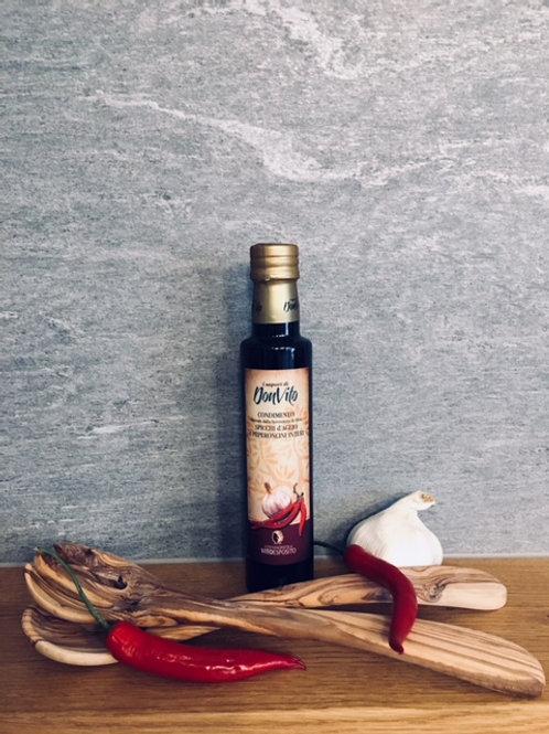 DONVITO Olivenöl extra-vergine all'Aglio e Peperoncino