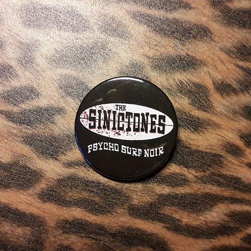 The SinicTones Badge - Black