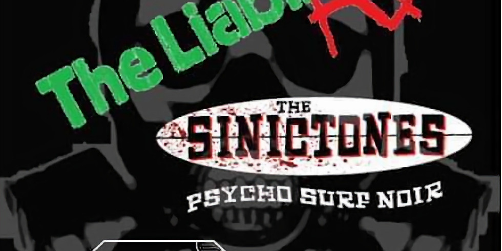 The Liabilities AD + The Sinictones + Subject Ex