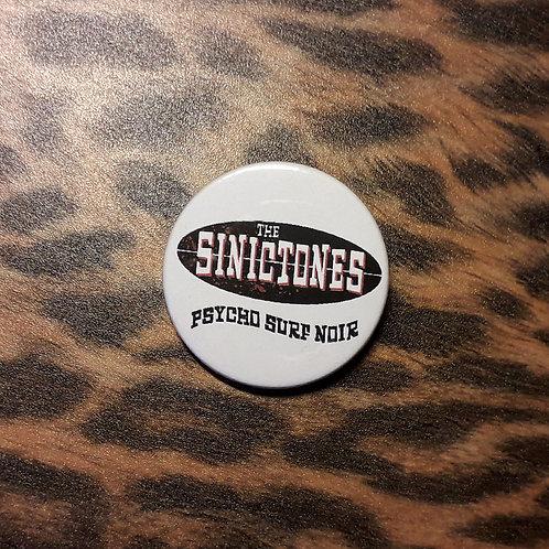 The SinicTones Badge - White