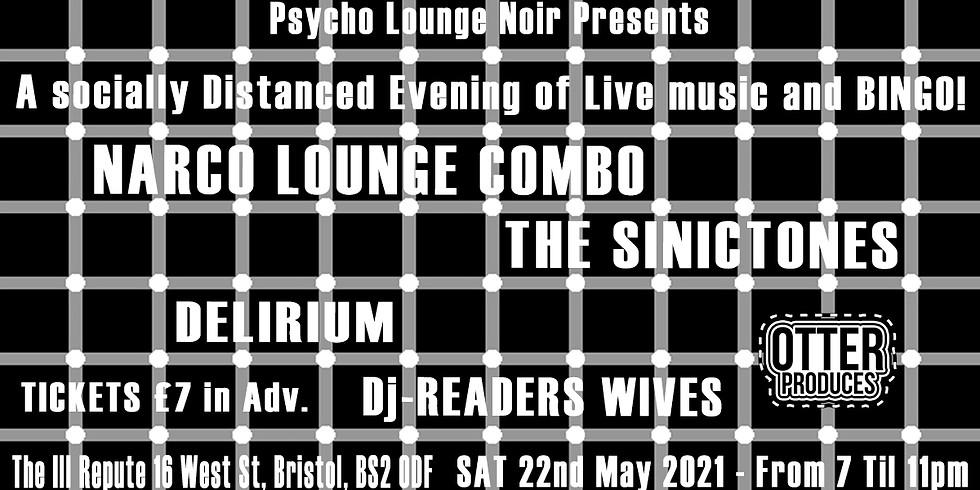 NARCO LOUNGE COMBO LIVE