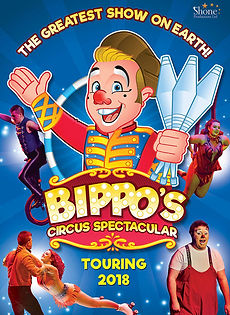 180328 Bippo's Circus Spectacular flyer