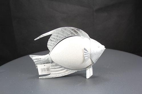 Fisch Metall klein