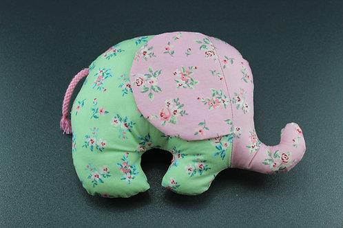 Stoffelefant Blume