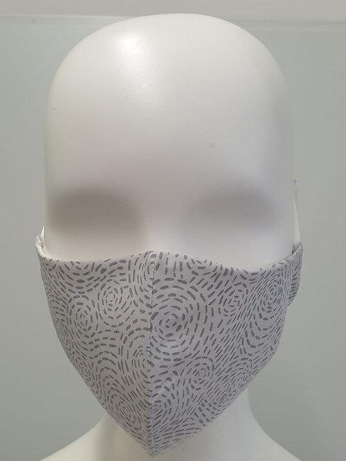 Gesichtsmaske Wind