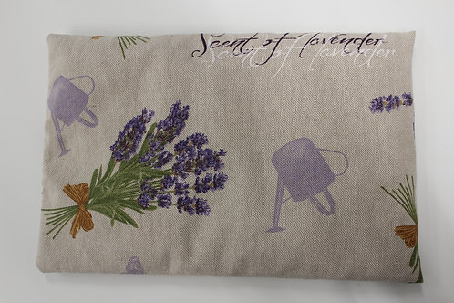 Traubenkernkissen Lavendel