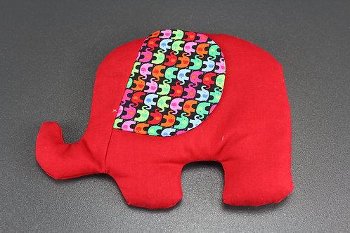 Traubenkernelefant rot
