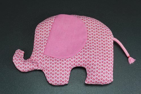 Traubenkernelefant rosa