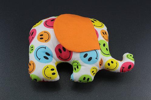 Stoffelefant Smiley