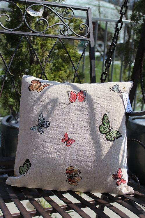 Kissenbezug Schmetterling