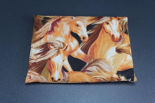 Kirschsteinkissen Pferd