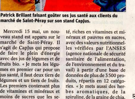 CapJus présent en Ardèche