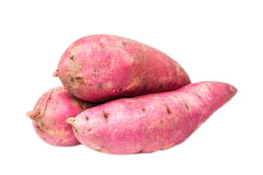 Patate douce rose, Local, (kg)