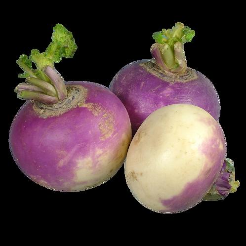 Navet violet, Produit Local, (kg)