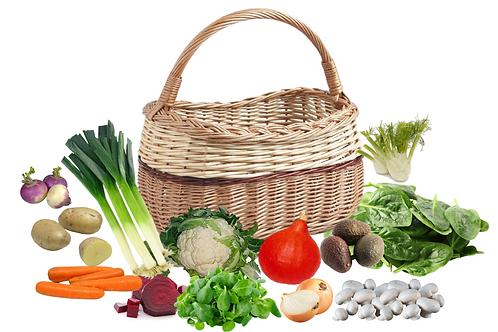 Panier légumes, Taille XL