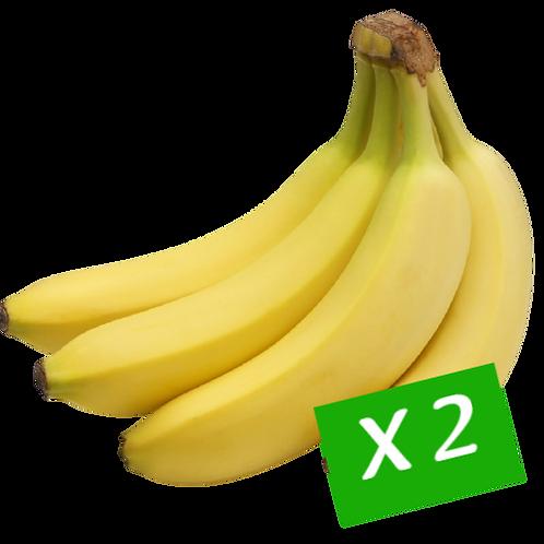 Banane, Rép. Dom. (2 kg)